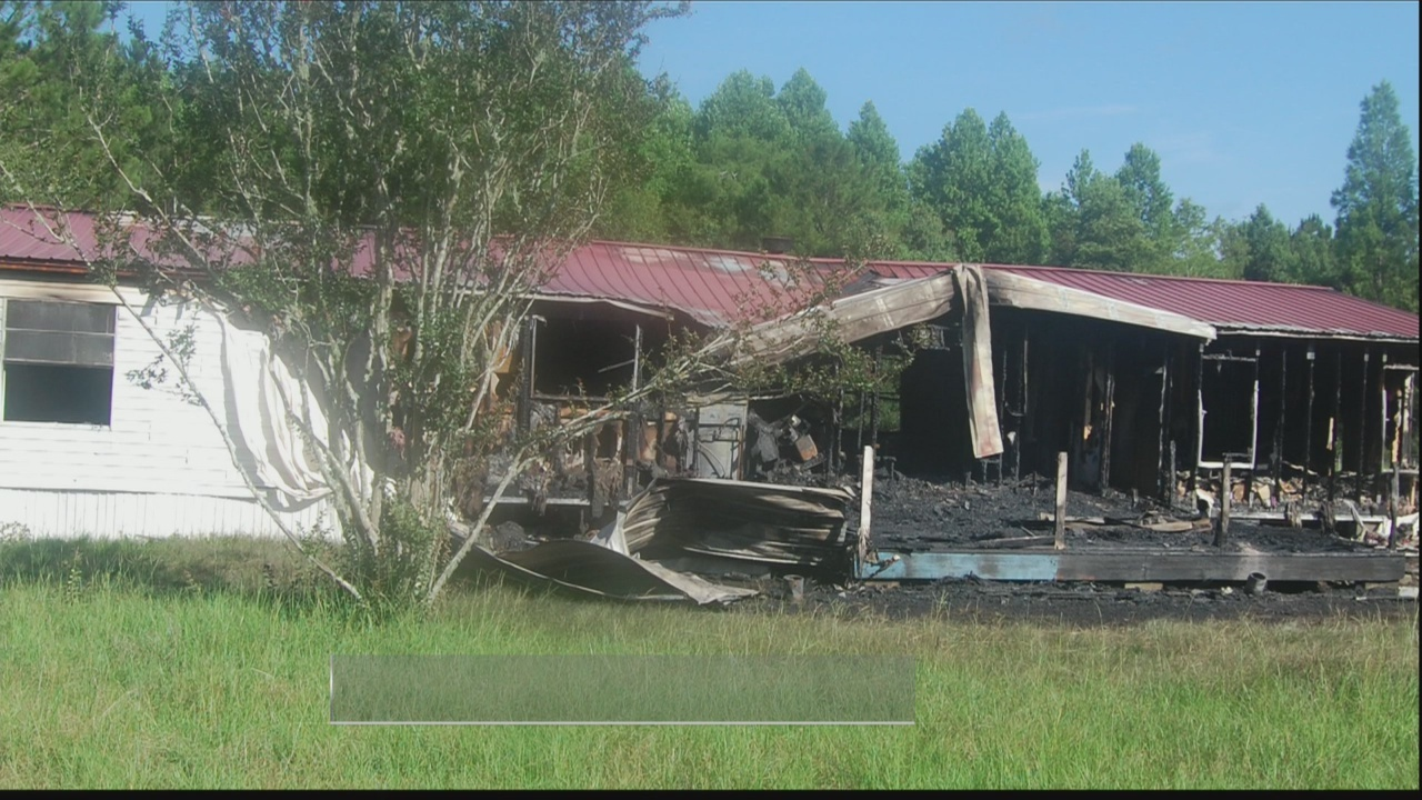 Wayne County house fire being investigated as arson