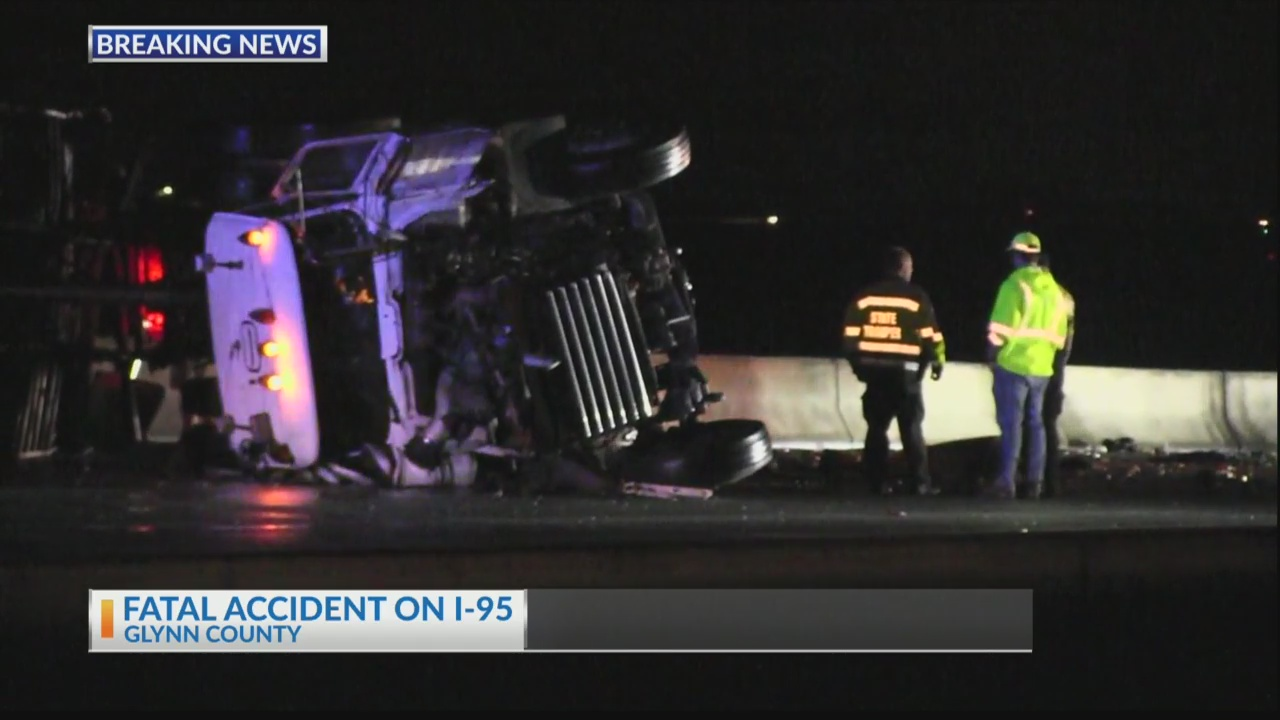 UPDATE: Driver in Glynn County I-95 crash charged with DUI, victim