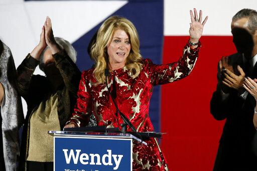 Wendy Davis, Election