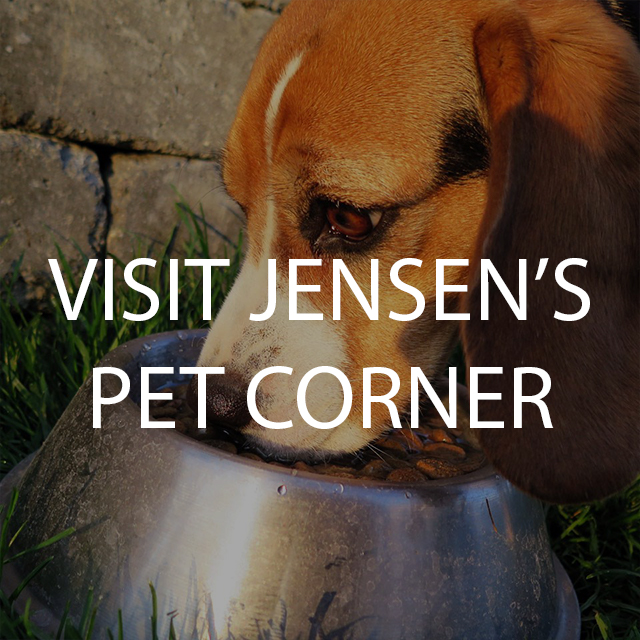 Jensen Pet Corner