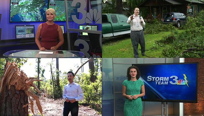 Introducing Storm Team 3 NOW | WSAV-TV