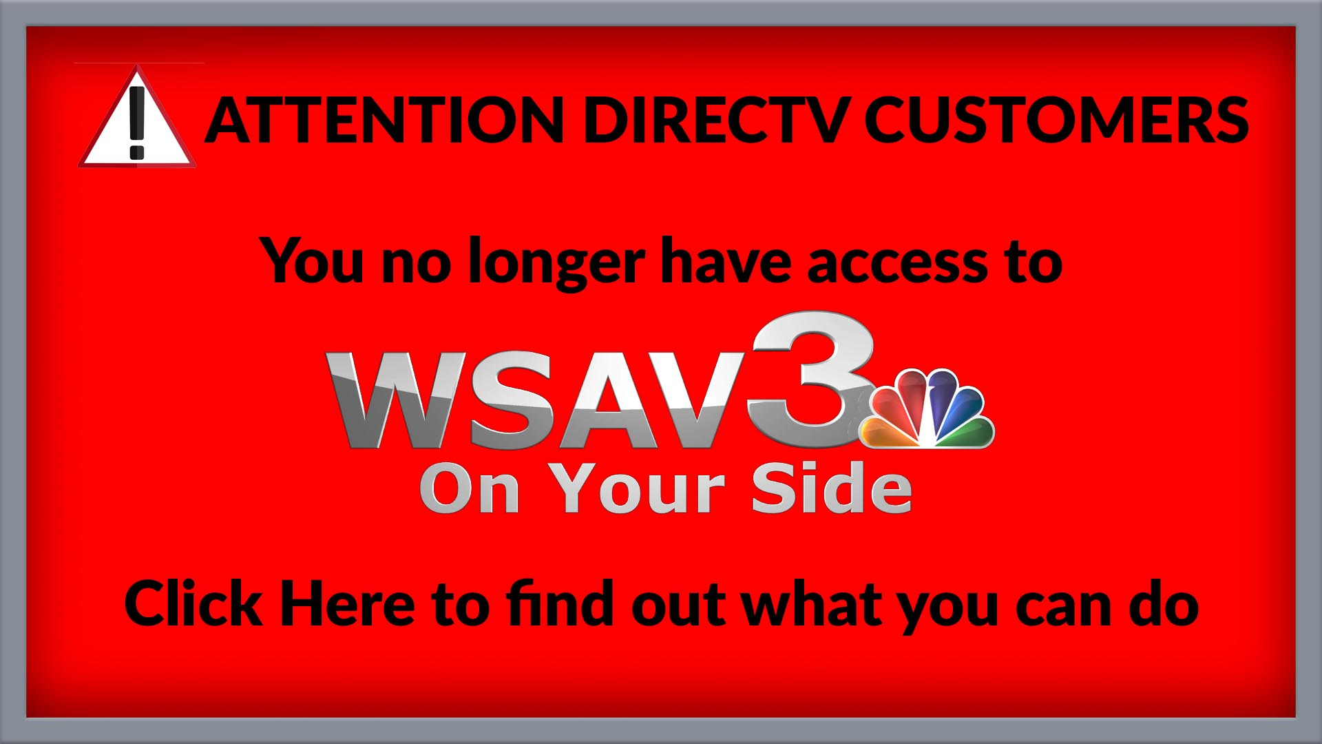 Keep WSAV News 3 On Your Side | WSAV-TV