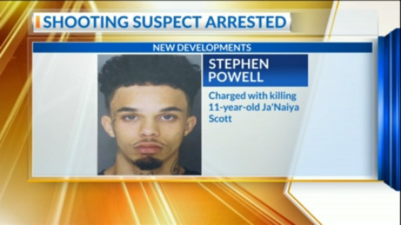 Teen Charged In Deadly Shooting Of 11 Year Old Girl In South