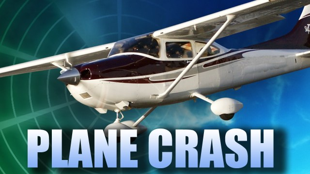 Plane crash kills two people headed to Savannah