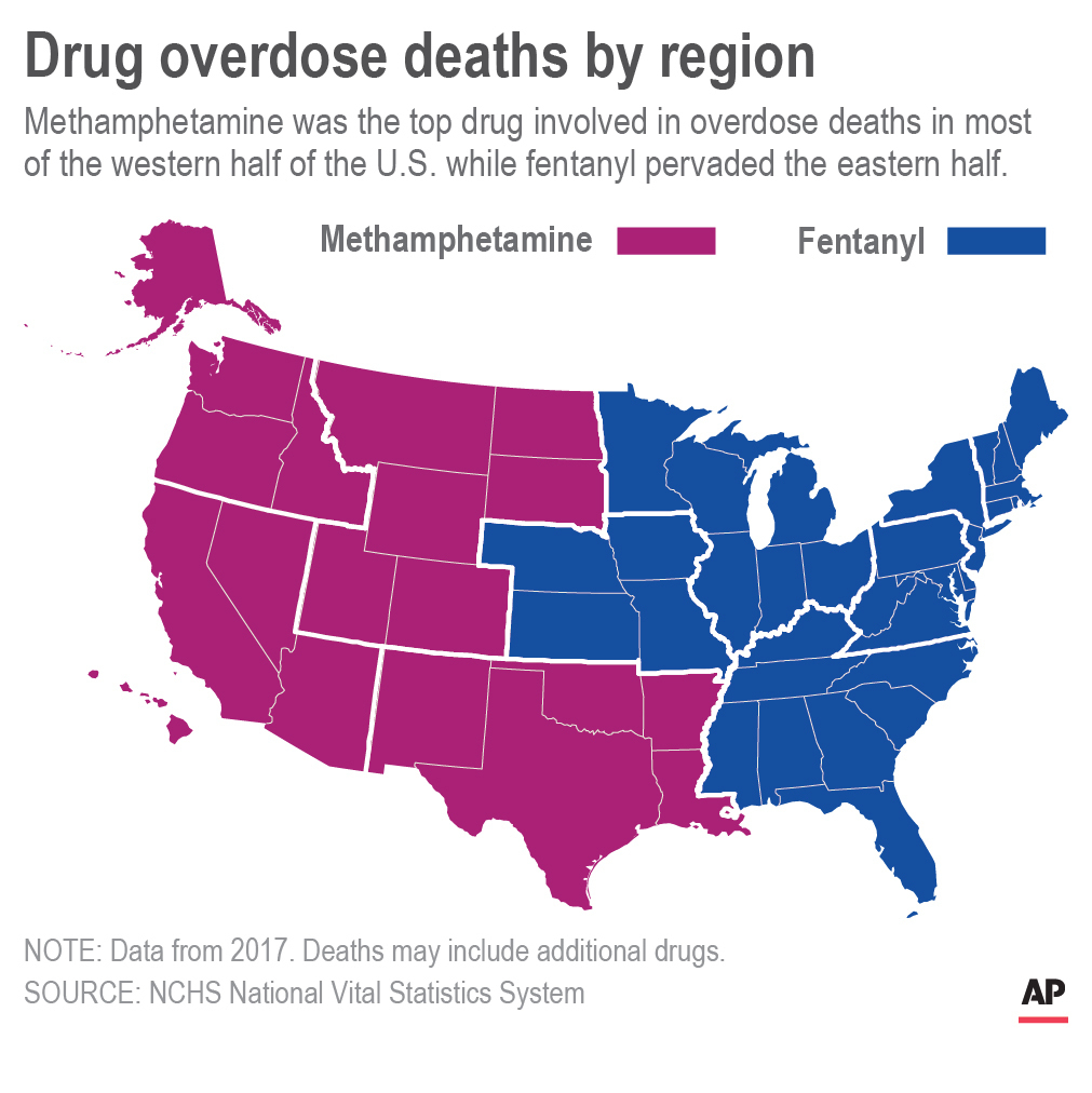 DRUG OD REGION