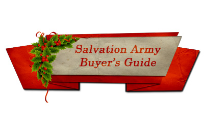 Salvation Army Buyer's Guide