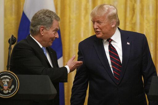 Donald Trump, Sauli Niinisto