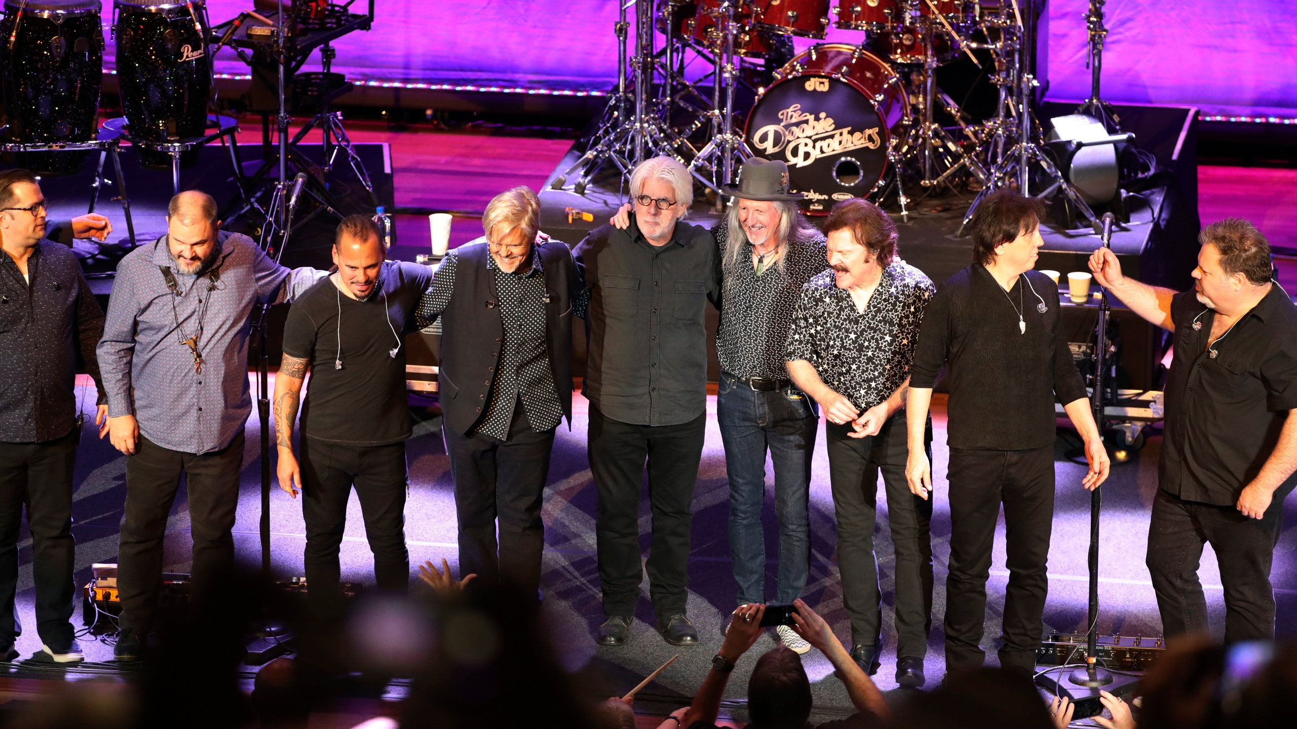 Doobie Brothers, Michael McDonald