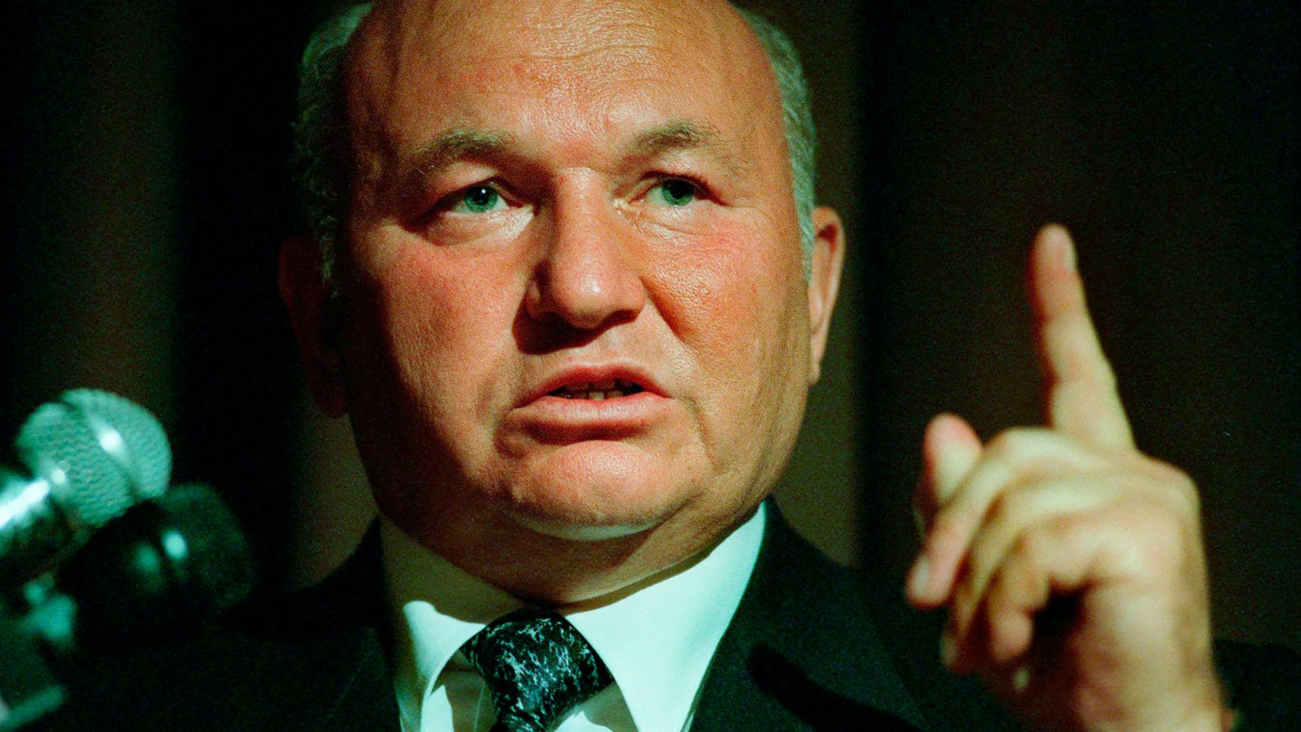 Yuri Luzhkov