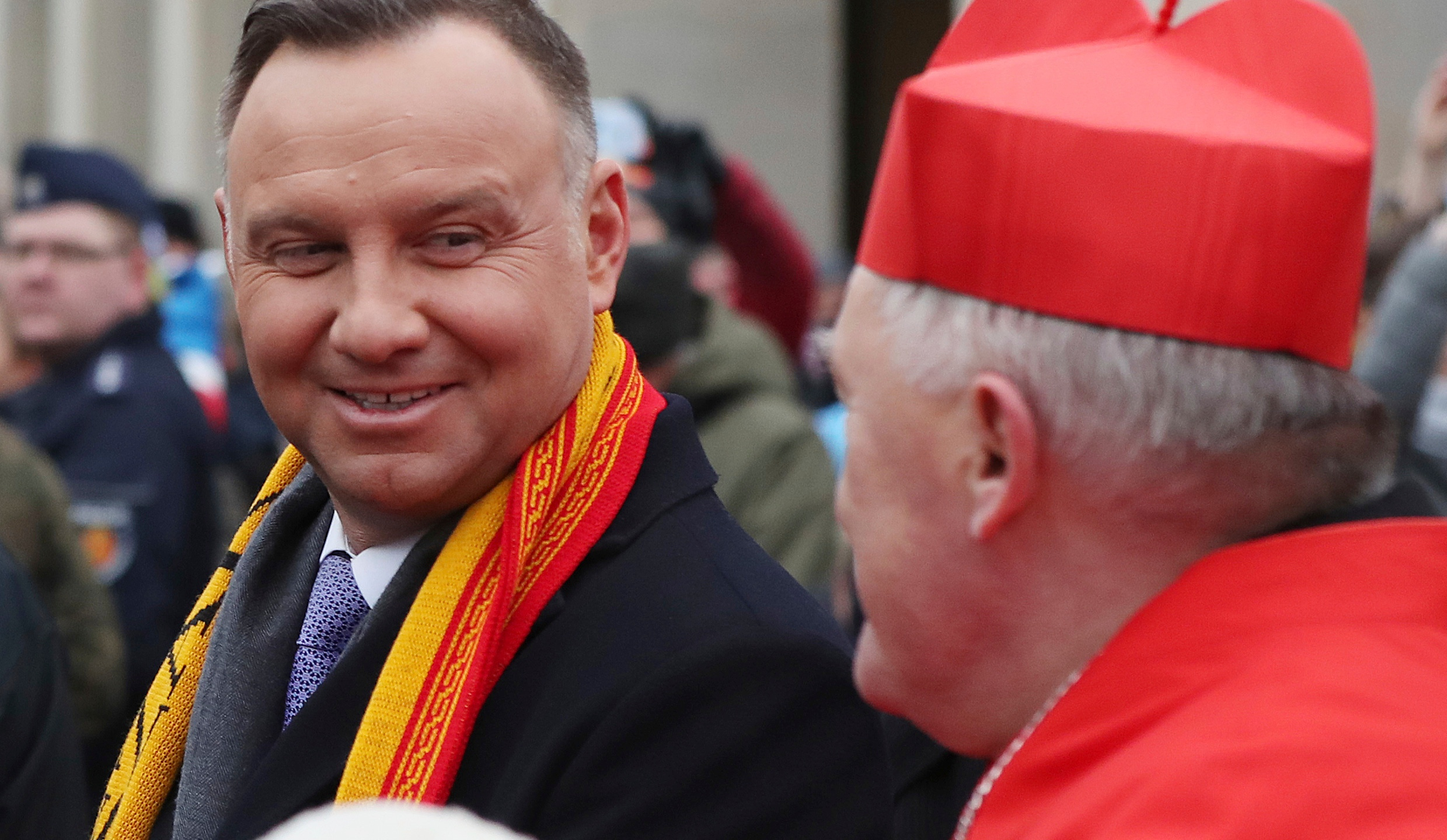 Andrzej Duda, Kazimierz Nycz