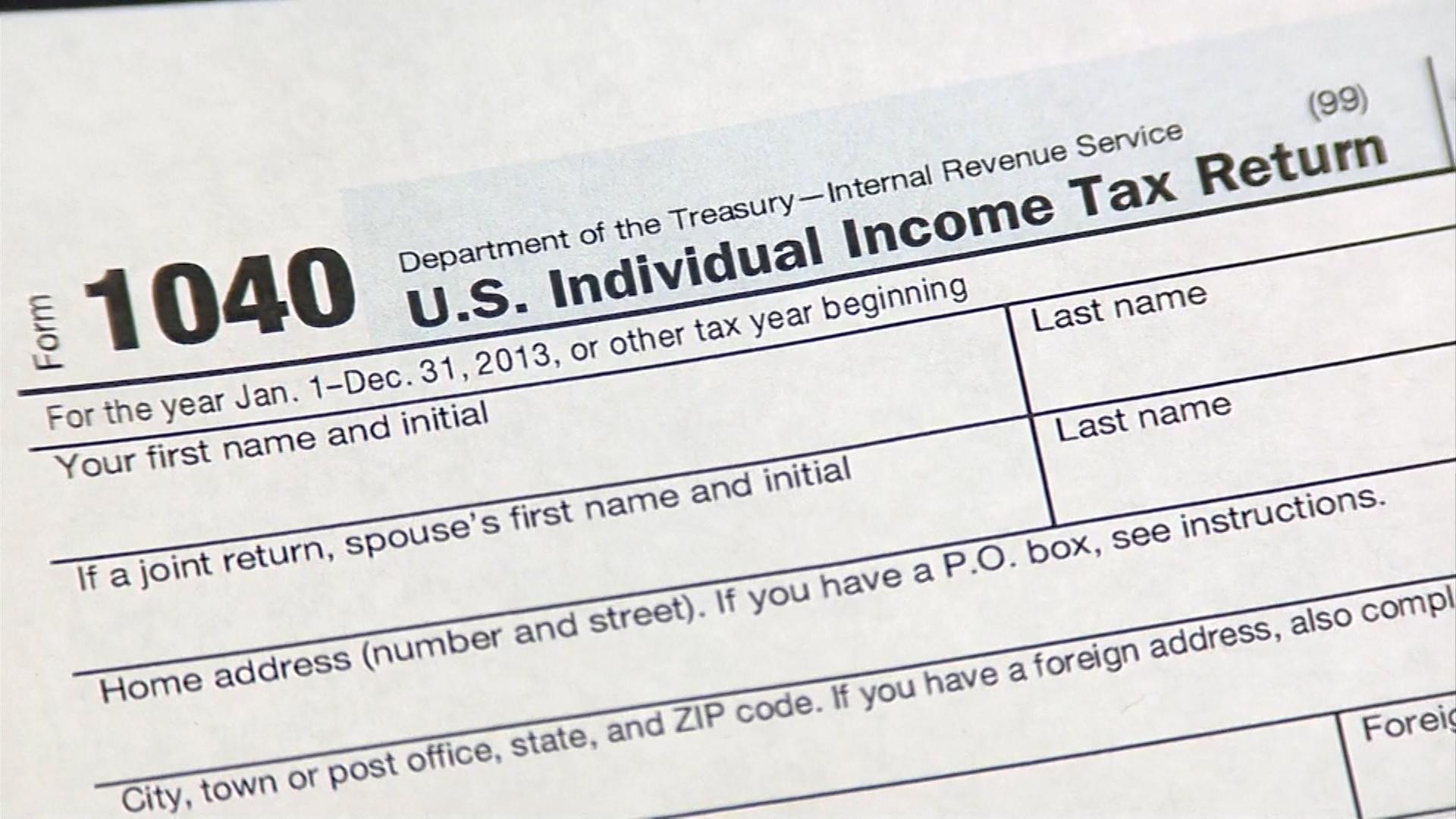 Internal Revenue Services Begins Processing Tax Returns Wsav Tv