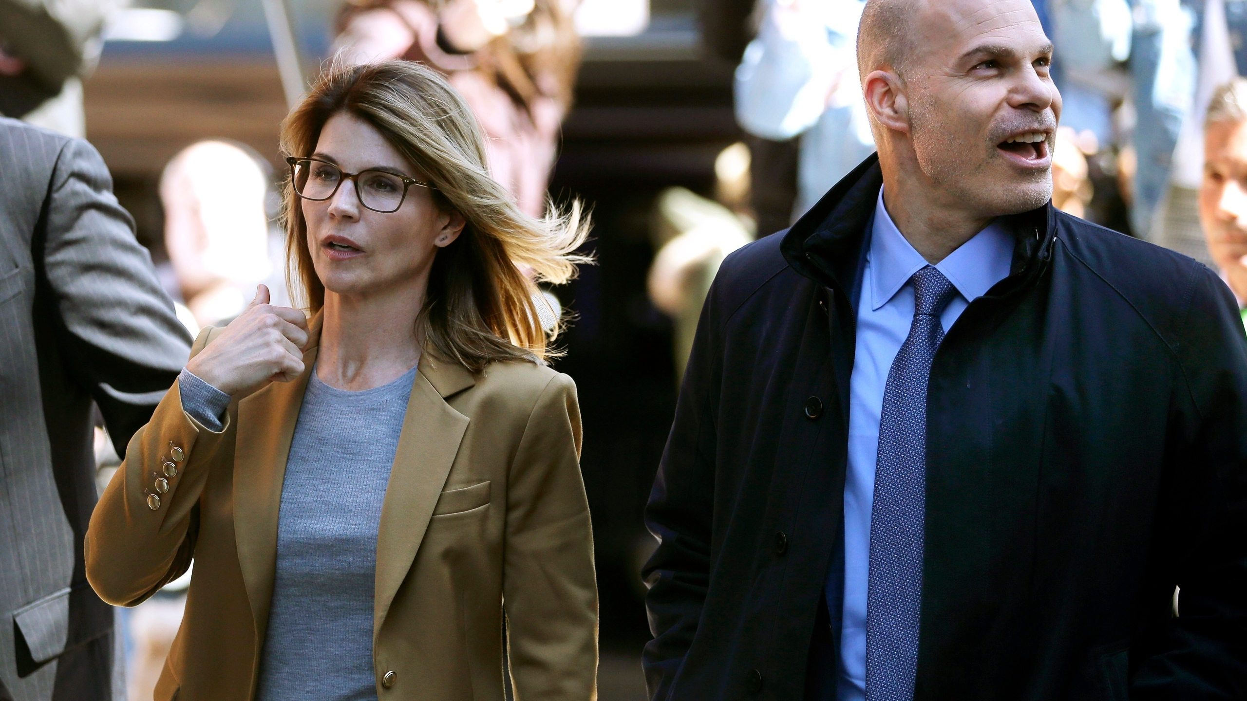 Lori Loughlin, Sean Berkowitz