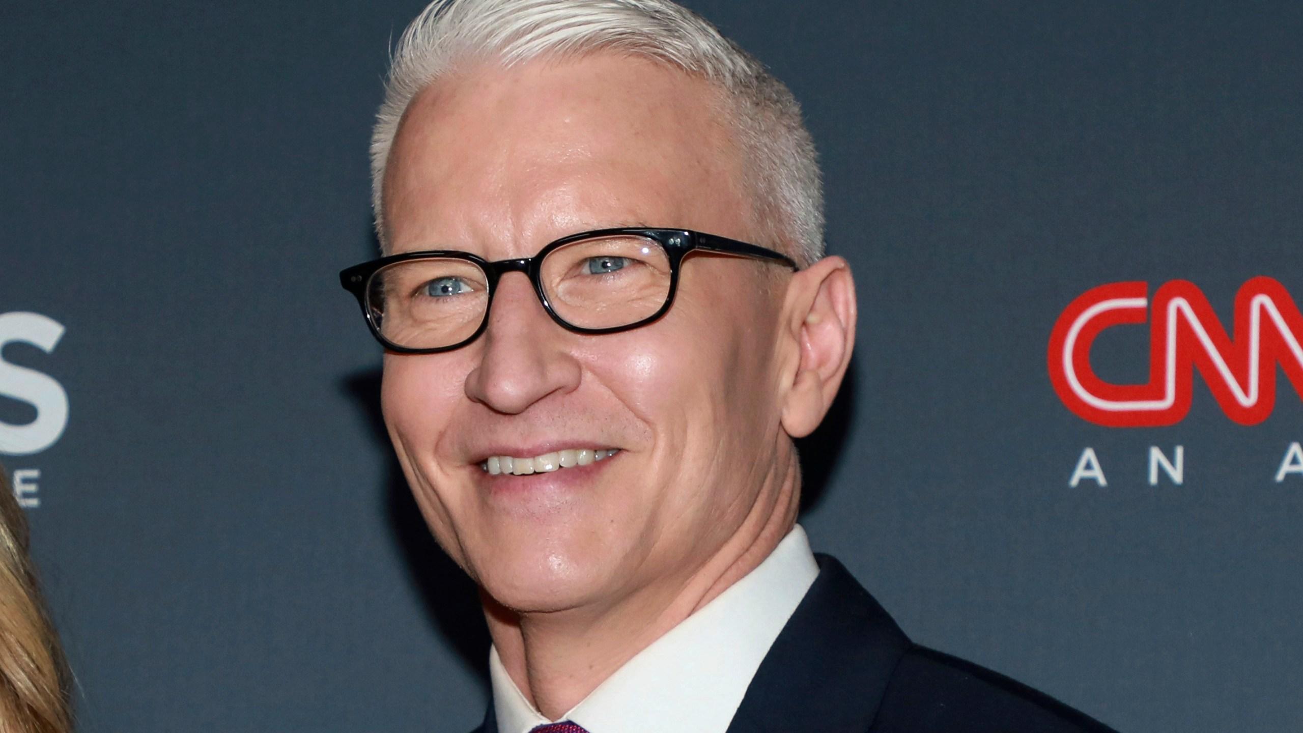 Kelly Ripa, Anderson Cooper