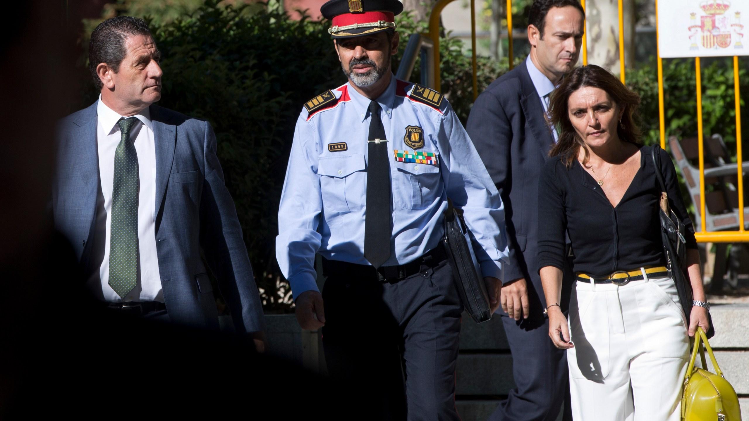 Josep Lluis Trapero, Josep Luis Trapero