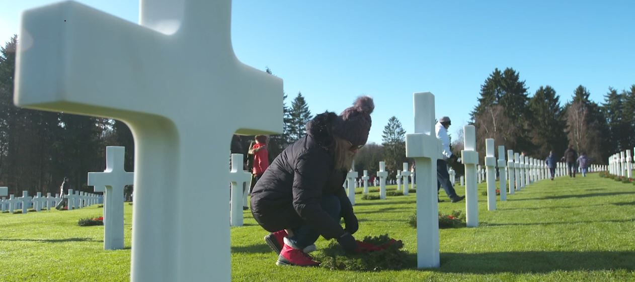 Wreaths Across America tradition continues to honor veterans