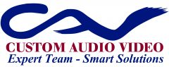 Custom Audio Video