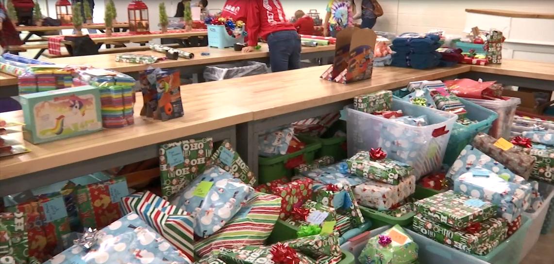 Christmas Donation Drives Charleston Sc 2021 Local Non Profit Hosts Christmas Toy Drive Wsav Tv