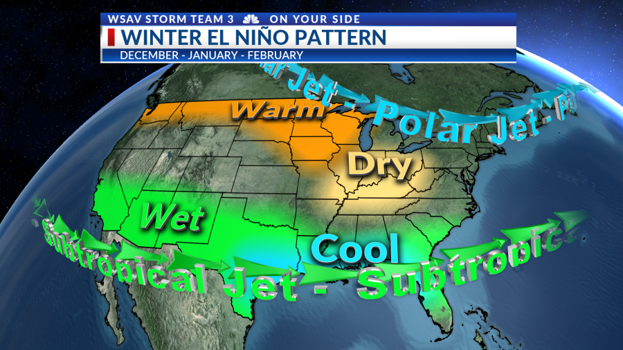 Winter 2020-2021: Warm & dry conditions will prevail in ...