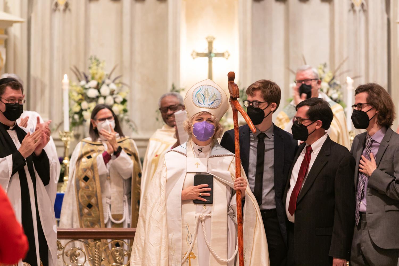 First Female Episcopal Bishop Ordained in South Carolina