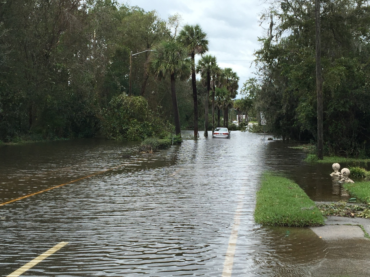 5 years later: Hurricane Matthew from a chief meteorologist's view